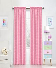 "Dots Print 42"" x 84"" Curtain Panel"