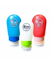 Bon Voyage 3-Piece Travel Bottles Set