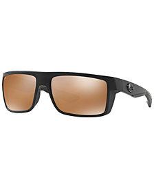 Costa Del Mar Polarized Sunglasses, CDM MOTU 57