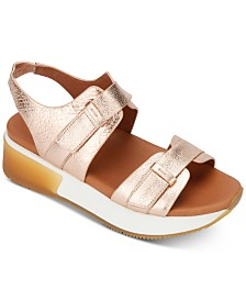 Gentle Souls by Kenneth Cole Women's Lori Sporty Sandals