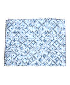 Blue Diamond Sheet Set, Twin