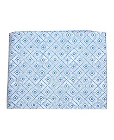 Blue Diamond Sheet Set, Twin
