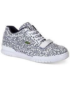Lacoste x Keith Haring Men's Missouri 119 1 KH Sneakers