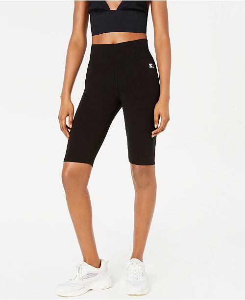 Starter High-Rise Biker Shorts