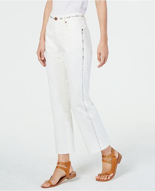 Weekend Max Mara Finezza Studded Jeans