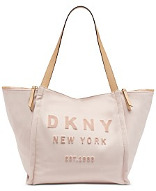 DKNY Courtney Logo Tote, Created for Macy's