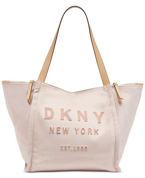 DKNY Courtney Logo Tote, Created for Macy's
