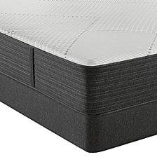 """Beautyrest Hybrid BRX1000-IP 13.5"""" Medium Firm Mattress Set  - Twin"""