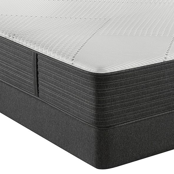 "Beautyrest Hybrid BRX1000-IP 13.5"" Medium Firm Mattress Set  - Twin"