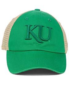 Top of the World Kansas Jayhawks Snog St. Paddys Adjustable Cap