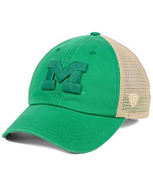 Top of the World Michigan Wolverines Snog St. Paddys Adjustable Cap