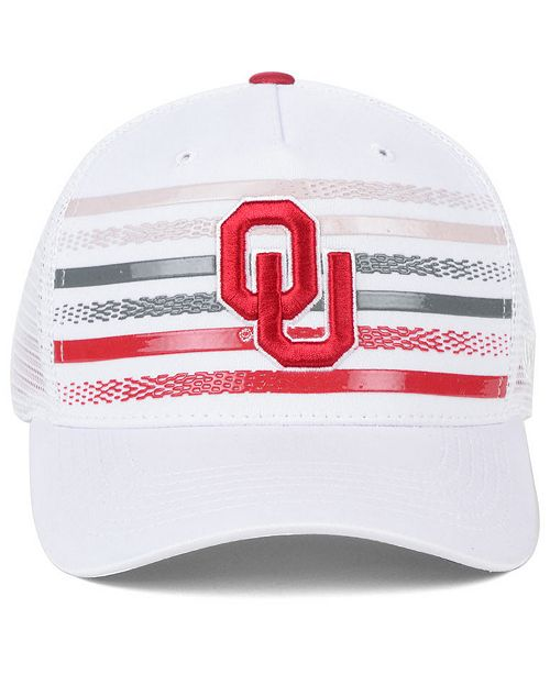 Top of the World Oklahoma Sooners Tranquil Trucker Cap