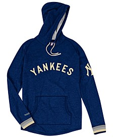 Men's New York Yankees Midweight Appliqué Hoodie