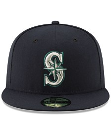 New Era Seattle Mariners 150th Anniversary 59FIFTY-FITTED Cap