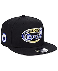 Kansas City Royals Swoop 9FIFTY Snapback Cap
