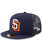 fda1eb7bb1c New Era San Diego Padres Coop All Day 59FIFTY-FITTED Cap