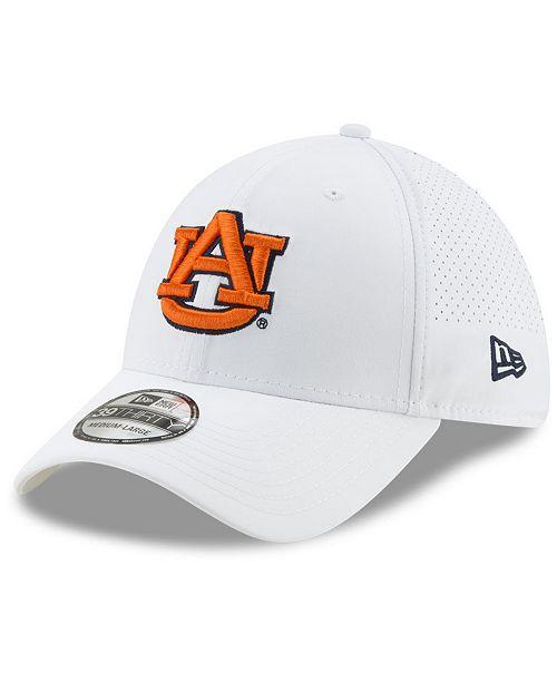 New Era Auburn Tigers Perf Play 39THIRTY Cap