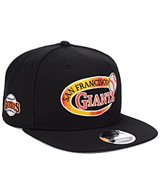 San Francisco Giants Swoop 9FIFTY Snapback Cap