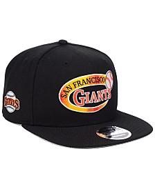 New Era San Francisco Giants Swoop 9FIFTY Snapback Cap
