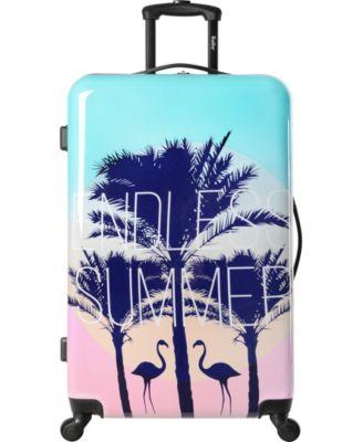 "Live It Up 28"" Hardside Spinner Suitcase"