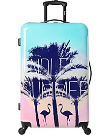 "Live It Up 28"" Hardside Spinner Suitcase"