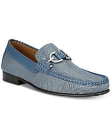 Donald Pliner Men's Colin Bit Moc-Toe Loafers