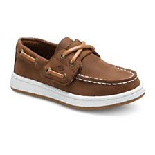 Sperry Toddler & Little Boys Sperry Cup II Junior Boat Shoe