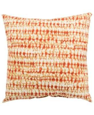 Perron Fresco Abstract Indoor/ Outdoor Throw Pillow 18""