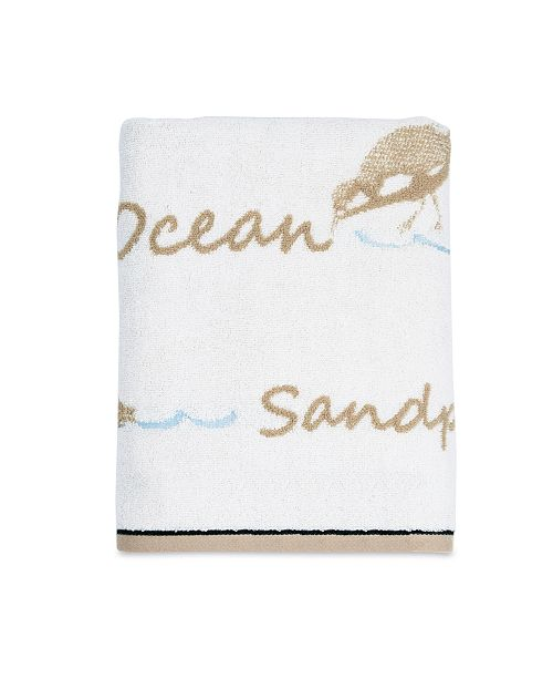 CHF Destinations Bird Haven Bath Towel