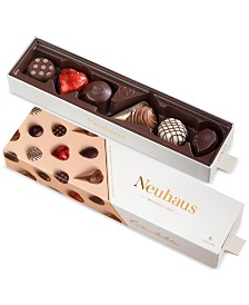 Neuhaus 6-Pc Treat Yourself To All The Classics Assorted Chocolates Box