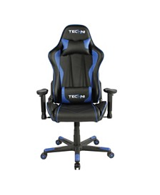 Techni Sport TS-4800 Ergonomic Video Gaming Chair, Quick Ship