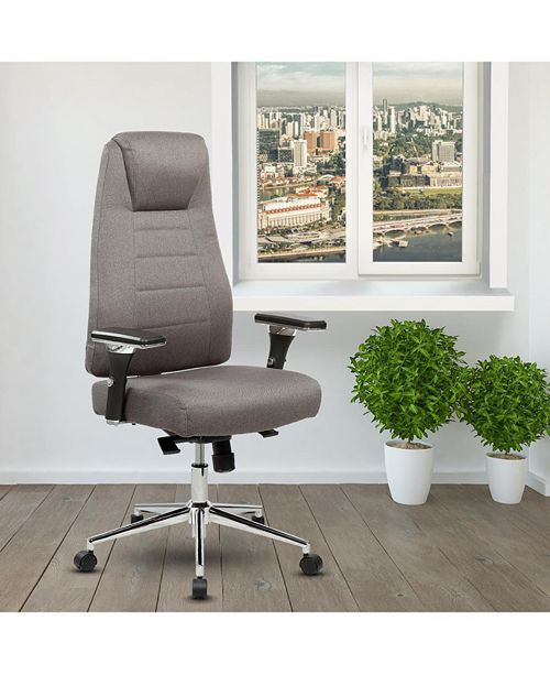 RTA Products Techni Mobili Comfy Adjustable Home Office