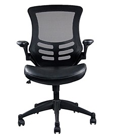 Techni Mobili Stylish Mid-Back Mesh Office Chair