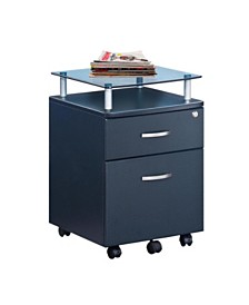 Techni Mobili Rolling File Cabinet, Quick Ship