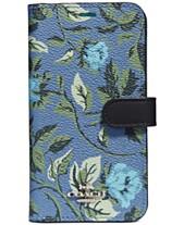 2bedf082e61 COACH Floral iPhone X Folio