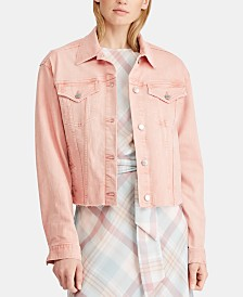 Lauren Ralph Lauren Denim Jacket