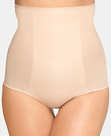 Beyond Naked Cotton Shaping High-Waist Brief 808330