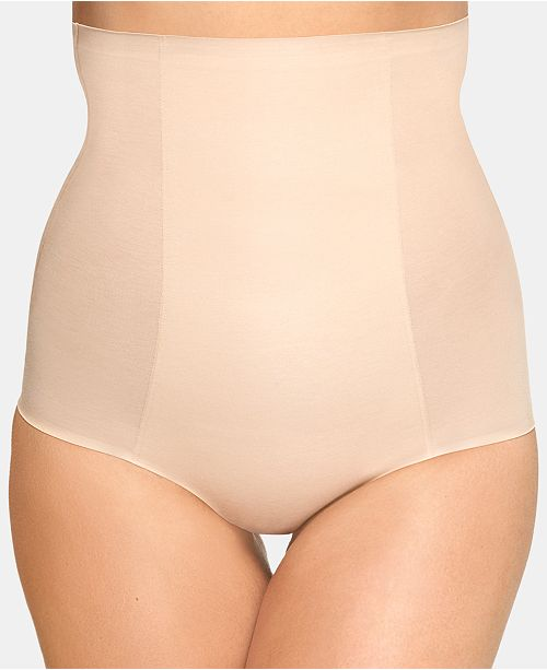 Wacoal Beyond Naked Cotton Shaping High-Waist Brief 808330