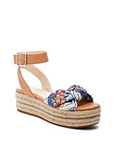 Aprille Wedge Sandals