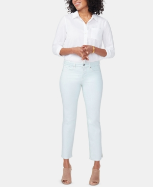 Nydj Jeans MARILYN TUMMY-CONTROL STRAIGHT ANKLE JEANS