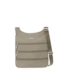 Big Zipper Bag with RFID
