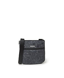 Baggallini RFID Small Zip Crossbody
