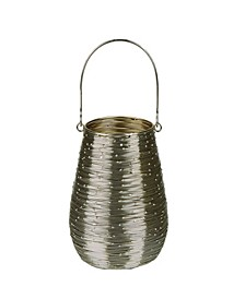Iron Votive Candle Holder with Handle