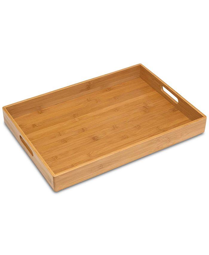 Lipper International - Solid Bamboo Tray