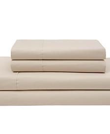 Cotton Percale Queen Sheet Set
