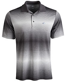 638136f7c8cb5a Attack Life by Greg Norman Lambert Ombré Stripe Polo
