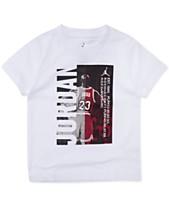 b4b8878811e806 Jordan Little Boys Legend in the Making Graphic Cotton T-Shirt