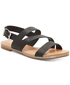 Braelyn Flat Sandals