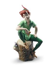 Lladró Peter Pan Figurine