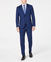 b15cbcd93 HUGO by Hugo Boss Men's Slim-Fit Stepweave Suit Separates